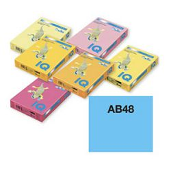 Papir A4 color intensiv 80gr ab48-azurno plavi