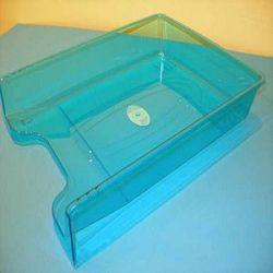 Ladica za spise Ark transparent plava
