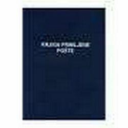 Obrazac knjiga primljene pošte 140/A