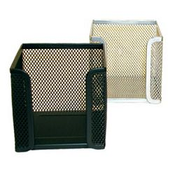 Blok kocka žica 95x95x95cm LD01498 Fornax crna