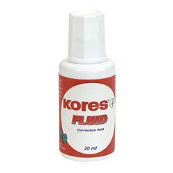 Korektor bočica 20ml solvent Kores 66862