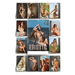 Kalendar Erotika 2016 13 listova spirala