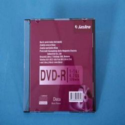 DVD-R 4,7GB JASLEN 16X SLIM BOX