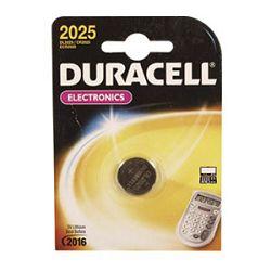 Baterija litij dugmasta 3V Duracell DL 2025 blister