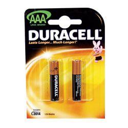 Baterija alkalna 15V AAA Basic pk2 Duracell LR03 blister