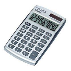 Kalkulator komercijalni 10mjesta Citizen CPC110 blister