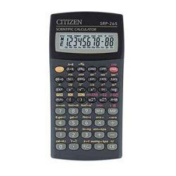 Kalkulator tehnički  82mjesta 129 funkcija Citizen SRP265N blister