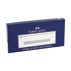 Pastela suha Creative Studio Faber Castell 128001 white
