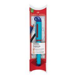 Nalivpero školsko A Faber Castell 149865 plavo blister