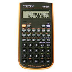 Kalkulator tehnički  82mjesta 128 funkcija Citizen SR135NOR crninarančasti blister