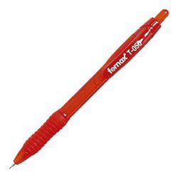 Olovka tehnička 05mm grip T050 Fornax crvena