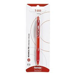 Olovka tehnička 05mm grip T050 grip Fornax sortirano blister