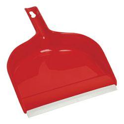 Pribor za čišćenje lopatica za smeće s gumom