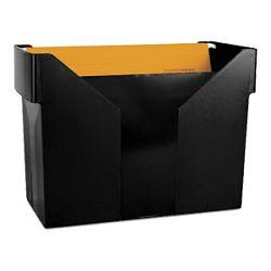Kutija za mape viseće 5mapa Donau 7422 crna