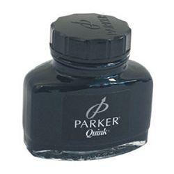 Tinta za nalivpero bočica 57cc Parker crna