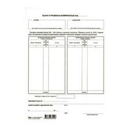 Obrazac A495 izjava o prijeboju Fokus