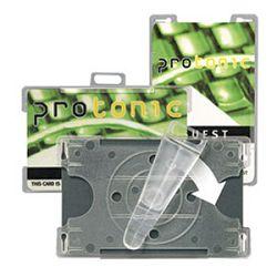 Etui za magnetne kartice pvc rotacioni klipsa pk10 3L11300