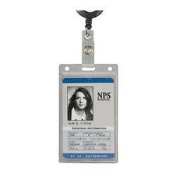 Etui za magnetne kartice pvc okomit pk10 3L11310