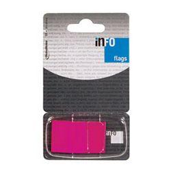 Zastavica 254x432mm 50L Global Notes 772829 fluorescentno pink blister