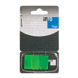 Zastavica 254x432mm 50L Global Notes 772799 fluorescentno zelena blister