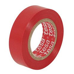 Traka izolir 15mm10m Tesa 539473 crvena