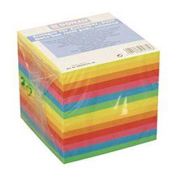 Papir za kocku 9x9x9cm Donau intenzivne boje