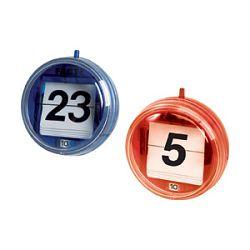 Kalendar stolni okrugli Fact Brunnen 1027314 sortirano