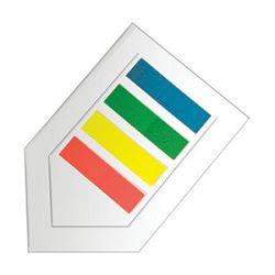 Označivač za knjige sa zastavicama 412x45 pk2 Global Notes 874509