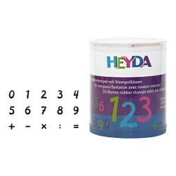 Žig s motivom Brojjastučić pk15 Heyda 2048884 78
