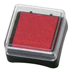 Jastučić za pečat 3x3cm Heyda 2048884 52 crveni