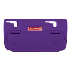 Bušač 2 rupe   5L05mm za registrator Color Code Brunnen ljubičasti
