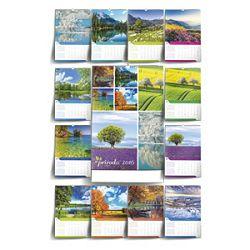 Kalendar Priroda 2016 13 listova spirala