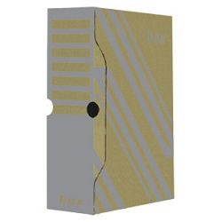 Kutija arhivska 297x339x 8cm Fornax smeđa