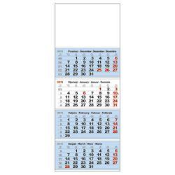 Kalendar zidni četverodijelni 2016 sa spiralom