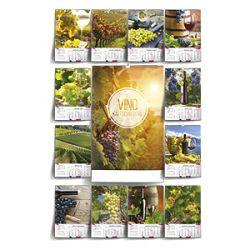 Kalendar Vino 2016 13 listova spirala