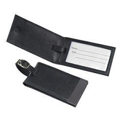 Etui za dokumente koža putninatpis na prtljagi Macma 68313 crni