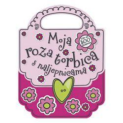 Slikovnica Moja mini roza torbica s naljepnicama Školska Knjiga
