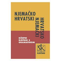 Rječnik džepni njemačkohrvatski i hrvatskonjemački