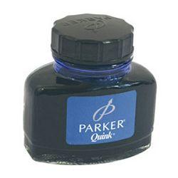 Tinta za nalivpero bočica 57cc Parker plava