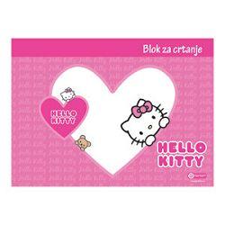 Blok risaći A3 10 listova Hello Kitty Target