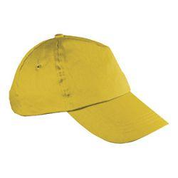 Kapa šilt 5 panela Easy 0447 žuta