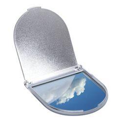 Ogledalo preklopno 68x8cm Easy 5011 frozen prozirno