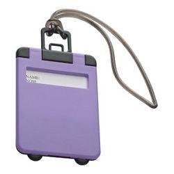 Privjesnica za prtljagu za osobne podatke Easy 7918 ljubičasta