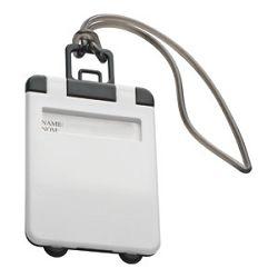 Privjesnica za prtljagu za osobne podatke Easy 7918 bijela
