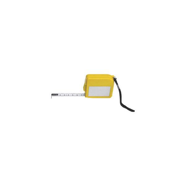 Metar 2m rolni automatski stop Easy 8802 žuti