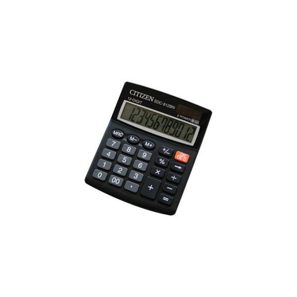 Kalkulator komercijalni 12mjesta Citizen SDC812BN blister