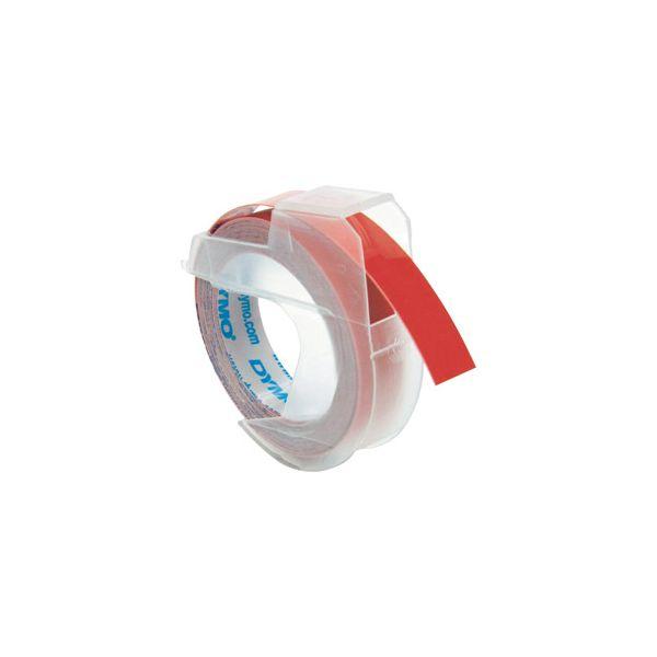 Vrpca 3D  9mmx3m Dymo 898150 crvena