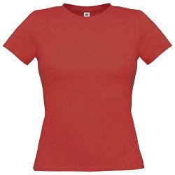 Majica kratki rukavi B&C Women-Only 150g crvena L!!