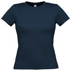Majica kratki rukavi B&C Women-Only 150g tamno plava S!!