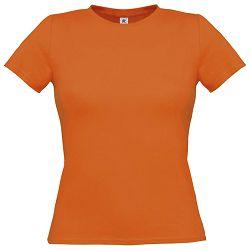 Majica kratki rukavi B&C Women-Only 150g bundeva XS!!